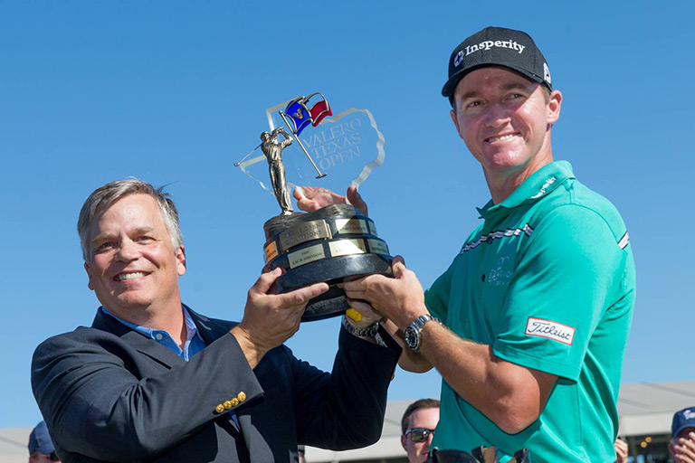2015 Champion Jimmy Walker