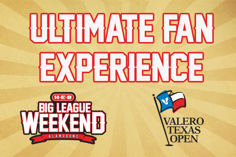 Big League Weekend and Valero Texas Open Partner for Stellar Sports Weekend