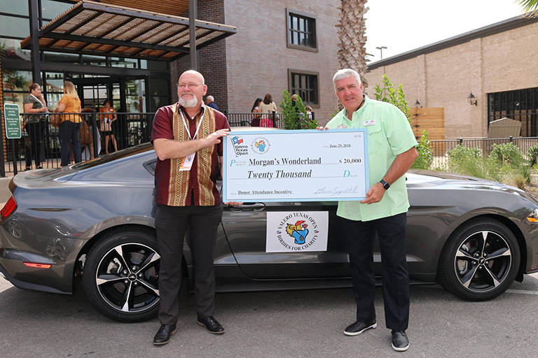 2018 Valero Texas Open's Birdies For Charity® Distributes Over $4.2M