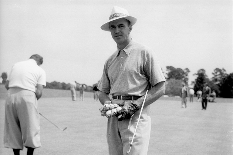 2-Time Champion Sam Snead (1948, 1950)
